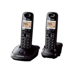 Panasonic TG2512 DECT phone - twin pack