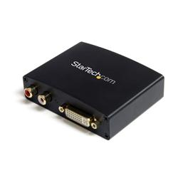 StarTech.com DVI to HDMI Video Converter with Audio
