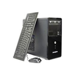 Zoostorm Business Media PC - Tower - 1 x P G840 / 2.8 GHz - RAM 4 GB - HDD 1 x 250 GB - Win7 Pro
