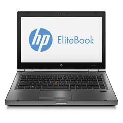 "HP 8760W Intel® Core™ i7-2670QM Processor, 4GB, 500GB, 17.3"", Windows 7 Professional 64-bit"