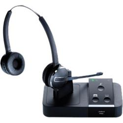 Jabra PRO 9450 Duo Flex Boom Wireless Headset