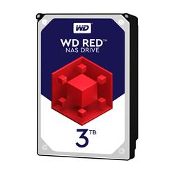 WD 3TB Red NAS Desktop  Hard Disk Drive - Intellipower SATA 6Gb/s 64MB Cache 3.5 Inch - WD30EFRX