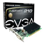 EVGA GeForce GT 210 520MHz 1GB PCI-Express 2.0 HDMI