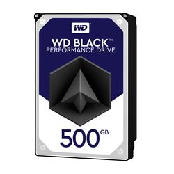 WD Black 500GB Performance Desktop Hard Disk Drive - 7200 RPM SATA 6Gb/s 64MB Cache 3.5 Inch