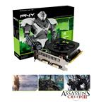 PNY GeForce GTX 650 Ti 925MHz 1GB PCI-Express 3.0 HDMI (Includes Assassins Creed III)