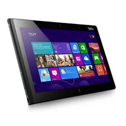 "Lenovo ThinkPad Tablet 2 - Atom Z2760 - Windows 8 32-bit - 32 GB - 10.1"" touchscreen - black"