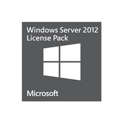 Microsoft Windows Server 2012 - Licence - 5 user CALs - OEM - English