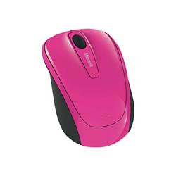 Microsoft Wireless Mobile Mouse 3500 - Pink