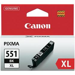 Canon CLI-551 XL Black Ink Cartridge