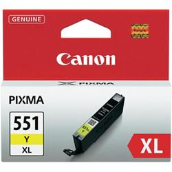 Canon CLI-551 XL Yellow Ink Cartridge