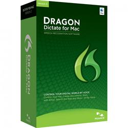 Nuance Dragon Dictate for Mac 3.0 Wireless