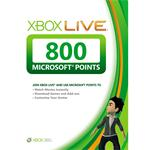 Microsoft Xbox Live - Point pack - 800 points - Xbox 360