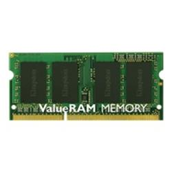 Kingston ValueRAM 4GB (1 x 4GB) Notebook DDR3 1600MHz SODIMM Non-ECC CL11