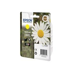 Epson Singlepack Yellow 18XL Claria Home Ink