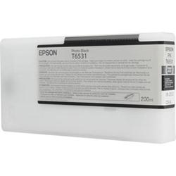 Epson T6531 Photo Black Ink Cartridge (200ml)