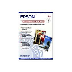 Epson Premium Semi-Gloss Photo A3 20 Pack