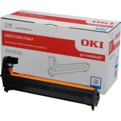 OKI MC760/770/780 Cyan Image Drum 30K