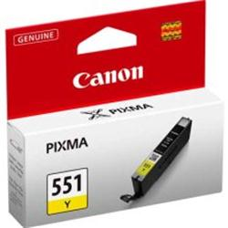 Canon CLI-551 Yellow Ink Tank