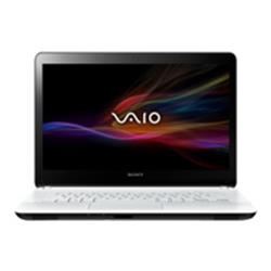 "Sony VAIO Fit E 14"" Pentium 987 1.5GHz 4GB 500GB Win8 - White"