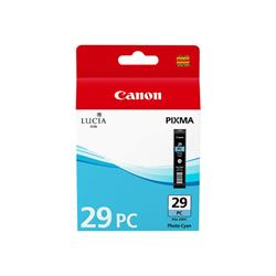 Canon PGI29 Photo Cyan Lucia Ink