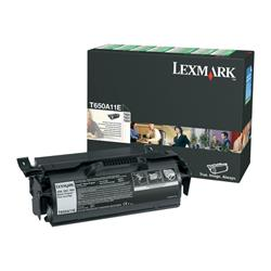 Lexmark T650/T652 Black Toner Cartridge