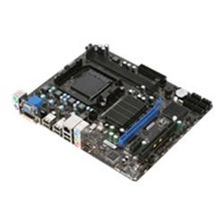 MSI 760GM-P23-FX AM3+ AMD 760 DDR3 mATX