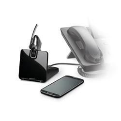 Plantronics Voyager Legend CS Wireless Headset for Deskphone & Mobile