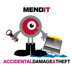 Mend IT Accidental Damage + Theft 3 Year (Unit Value £0-£100)