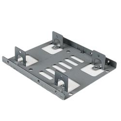 "StarTech.com Dual 2.5"" to 3.5"" HDD Bracket for SATA Hard Drives - 2 Drive 2.5"" to 3.5"" Bracket"