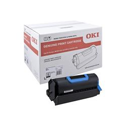 OKI High Capacity Black Print Cartridge 36k Yield