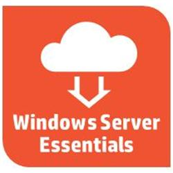 Microsoft HP Microsoft Windows Server 2012 R2  Essentials Reseller Option Kit