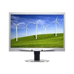 Philips 24 LED 1920x1200 Monitor Silver 16:10 1000:1 Built in 2 x 1""