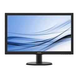 "Philips 24"" LED 1920 x 1080 HD Monitor 16:9 1000:1 Vesa Black Bezel"