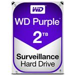 WD Purple 2TB Surveillance AV Hard Disk Drive - Intellipower SATA 6 Gb/s 64MB Cache 3.5""
