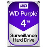 WD Purple 4TB Surveillance AV Hard Disk Drive - Intellipower SATA 6 Gb/s 64MB Cache 3.5""