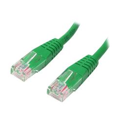 StarTech.com 3 ft Cat5e Green Molded RJ45 UTP Cat 5e Patch Cable