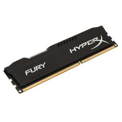 HyperX Fury Black Series 4GB DDR3 1600MHz CL10 DIMM Memory