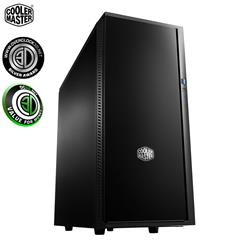 CoolerMaster Silencio 452 ATX USB 3.0 SD Card Reader ATX Case