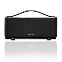 Veho 360° Mode Retro Wireless Bluetooth Speaker with Talk Back