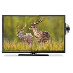 Cello 40 LED TV Black 1920 x 1080 Resolution Built-in DVD