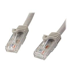 StarTech.com 2m Gray Gigabit Snagless RJ45 UTP Cat6 Patch Cable