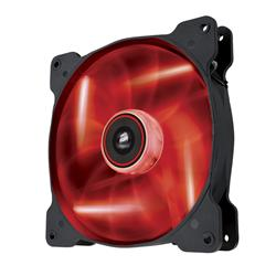 Corsair Air Series Sp140 Single Pack Red Led High Static Pressure Fa