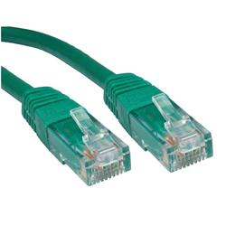 Cables Direct Cat 6 Ethernet Network Cables Green 1m