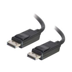 C2G 3m DisplayPort Cable with Latches M/M - Black