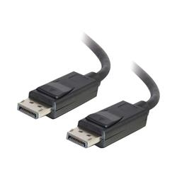 C2G 10m DisplayPort Cable with Latches M/M – Black