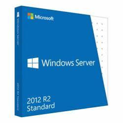 Fujitsu Microsoft Windows Server 2012 R2 Standard (2xCPU)