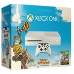 Microsoft Xbox One White Special Edition Sunset Overdrive Bundle