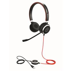Jabra Evolve 40 Duo MS USB Headset