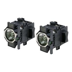 Epson Replacement Lamp (Pack of 2) for EB-Z8000WU/EB-Z8050W