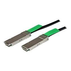 StarTech.com 2m QSFP+ 40-Gigabit Ethernet (40GbE) Passive Copper Twinax Direct Attach Cable